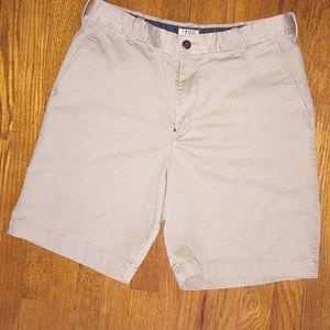 Men's izod shorts.